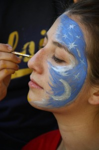 painting-faces